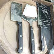 handmade. Livemaster - original item Cheese set with cutting Board, Holland. Handmade.