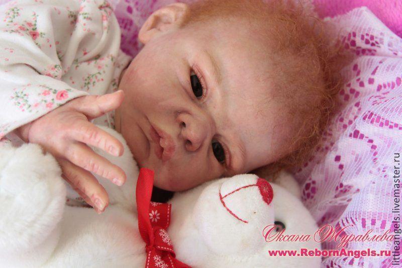 Арина.Кукла-реборн, Куклы, Москва, Фото №1