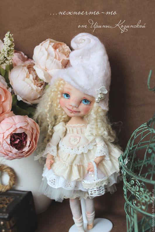 Коллекционные куклы ручной работы. Ярмарка Мастеров - ручная работа. Купить Белла. Handmade. Гном, кукла ручной работы
