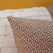 Для дома и интерьера ручной работы. Ярмарка Мастеров - ручная работа Подушки декоративные из хлопка. Handmade.