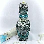 Материалы для творчества handmade. Livemaster - original item A bottle of perfume