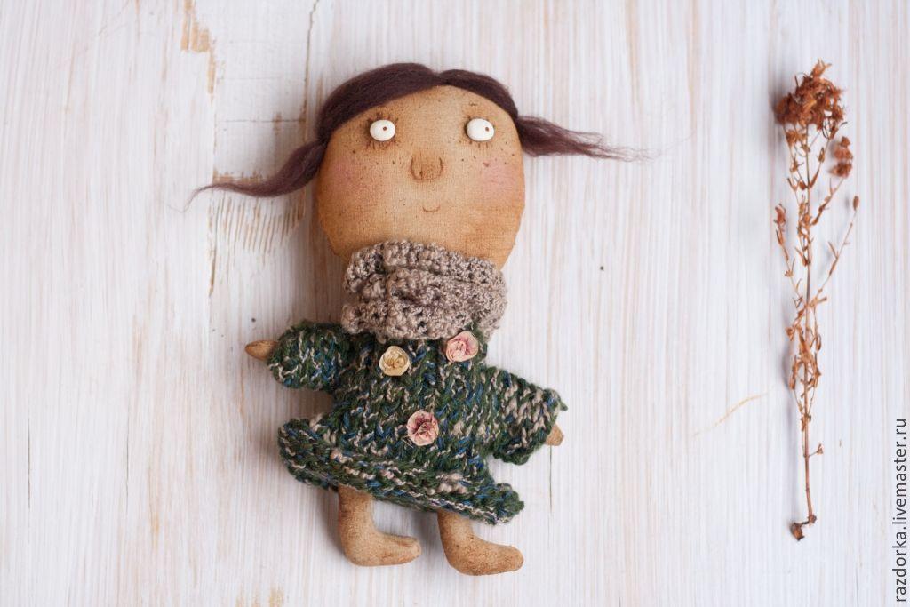 Необычные игрушки из текстиля своими руками 2