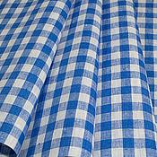 Ткани ручной работы. Ярмарка Мастеров - ручная работа Ткань льняная портьерная, декоративная, скатертная. Handmade.