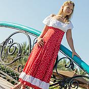 """Одежда ручной работы. Ярмарка Мастеров - ручная работа Платье """"Ах... лето"""".. Handmade."""