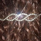 Винтаж handmade. Livemaster - original item Hair clip