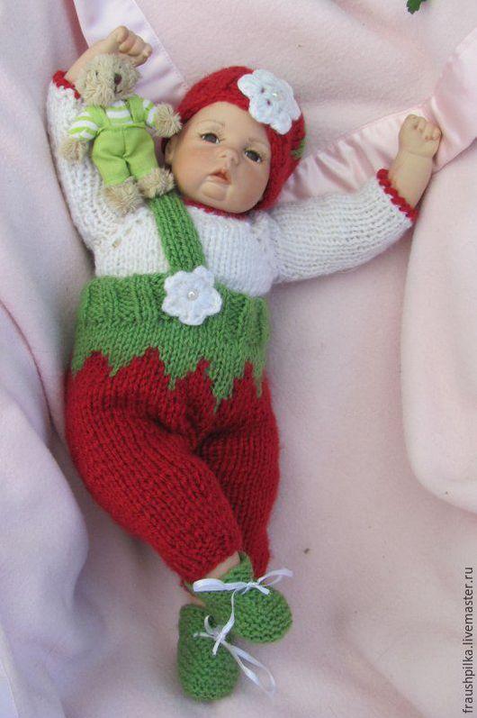 Коллекционные куклы ручной работы. Ярмарка Мастеров - ручная работа. Купить Коллекционная кукла Ягодный гномик от Boot Tyner 1998 г. Handmade.