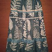 Одежда handmade. Livemaster - original item Skirt women summer.. Handmade.
