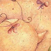 Картины и панно ручной работы. Ярмарка Мастеров - ручная работа Чайное счастье.... Handmade.