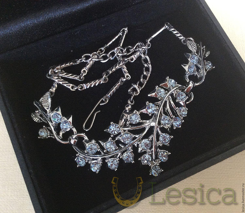 Necklace Coro Pegasus, vintage USA, Vintage necklace, Ramenskoye,  Фото №1