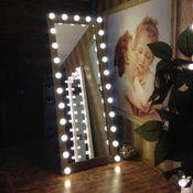 Для дома и интерьера ручной работы. Ярмарка Мастеров - ручная работа Гримерное зеркало MAGESTIK 190/80. Handmade.