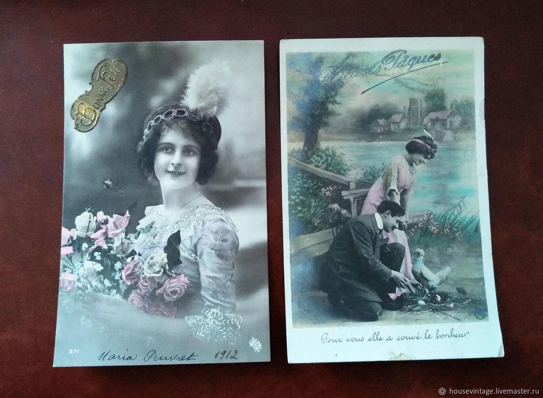 Магазины старинных открыток