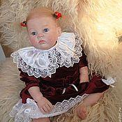 Куклы и игрушки handmade. Livemaster - original item Reborn baby doll girl large. Handmade.