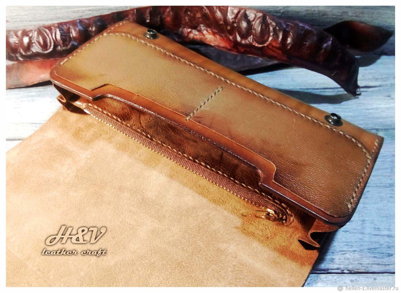 Purse Women S Genuine Leather Zebrano Shop Online On Livemaster
