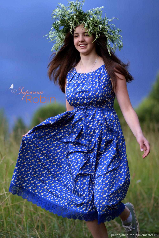 Платье Летняя гроза, Платья, Орел,  Фото №1