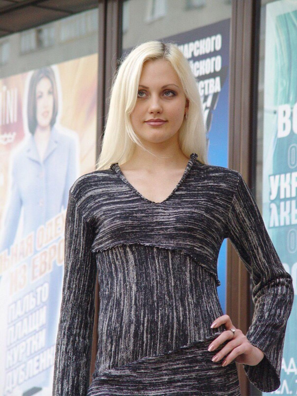 Вязаное авторское платье ЯРОСЛАВЛЬ, Платья, Москва,  Фото №1