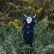 Куклы и игрушки ручной работы. Ярмарка Мастеров - ручная работа дух лесной,рогатый). Handmade.