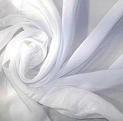 Ткани ручной работы. Ярмарка Мастеров - ручная работа Крепдешин 90 см 12 мм, шелк натуральный. Handmade.