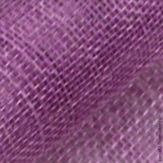 Синамей  для изготовления шляп цвет КРОКУС полуфабрикат для изготовления шляп и головных уборов. Анна Андриенко. Ярмарка Мастеров.