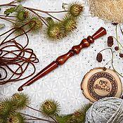 Материалы для творчества handmade. Livemaster - original item Crochet hook 7#28. Handmade.