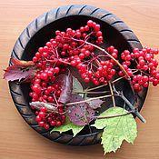 Для дома и интерьера ручной работы. Ярмарка Мастеров - ручная работа Деревянная посуда для фруктов. Handmade.