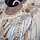 """Женские сумки ручной работы. Ярмарка Мастеров - ручная работа. Купить Сумка""""Ангелы тоже устают...""""(бохо,винтаж). Handmade. Бежевый"""