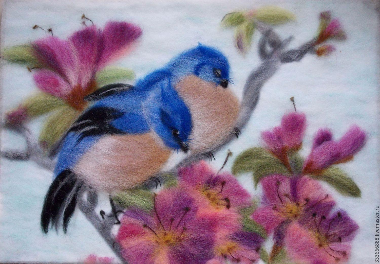 "Картина"" Весна"", Картины, Икша,  Фото №1"