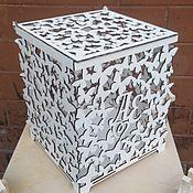 Свадебный салон handmade. Livemaster - original item Box for wedding envelopes. Handmade.