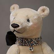 Куклы и игрушки ручной работы. Ярмарка Мастеров - ручная работа Полярный мишка Bell. Handmade.