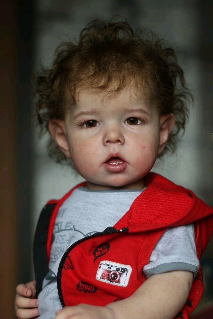 Лиам от Бонни Браун )Liam  by  Bonnie Brown, Куклы Reborn, Вышний Волочек,  Фото №1