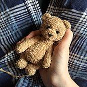Куклы и игрушки handmade. Livemaster - original item Bear. Handmade.