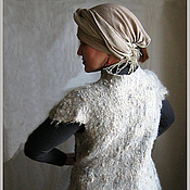"""Одежда ручной работы. Ярмарка Мастеров - ручная работа Жилет """"Натали"""". Handmade."""