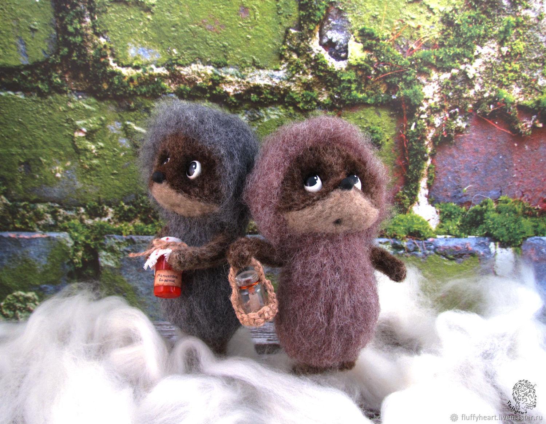 hedgehog in the fog, Stuffed Toys, St. Petersburg,  Фото №1