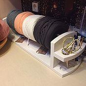 Материалы для творчества handmade. Livemaster - original item Netmoderator stand for coils. Handmade.