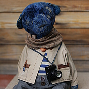 Куклы и игрушки ручной работы. Ярмарка Мастеров - ручная работа Иннокентий.. Handmade.