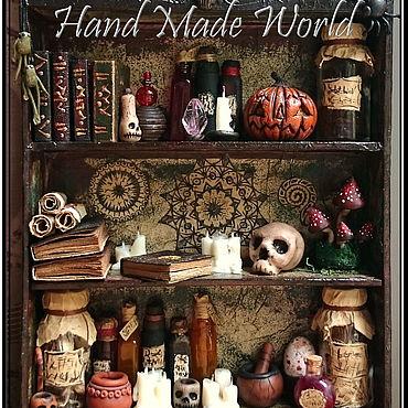Dolls & toys handmade. Livemaster - original item A roombox-panels