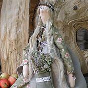 Куклы и игрушки ручной работы. Ярмарка Мастеров - ручная работа Кукла Тильда Бригитта. Handmade.