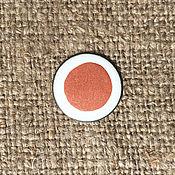 Материалы для творчества handmade. Livemaster - original item Overglaze paint FERRO 100 Metallic Serie No. №55671 copper. Handmade.