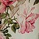 Картины цветов ручной работы. Fleur de Charme. Svetlana Bogdanova. Интернет-магазин Ярмарка Мастеров. Розы, картина в подарок