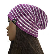 Аксессуары handmade. Livemaster - original item Naraya cotton Hat. Handmade.