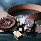 Аксессуары handmade. Livemaster - original item Strap with original buckle. Handmade.