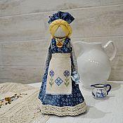 """Куклы и игрушки ручной работы. Ярмарка Мастеров - ручная работа Берегиня дома """" Голубушка"""". Handmade."""