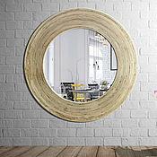 Для дома и интерьера ручной работы. Ярмарка Мастеров - ручная работа Зеркало настенное Ply 1100. Handmade.