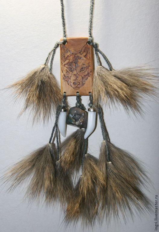 """Обереги, талисманы, амулеты ручной работы. Ярмарка Мастеров - ручная работа. Купить амулет """"Волк"""". Handmade. Оберег, талисман, шаман"""