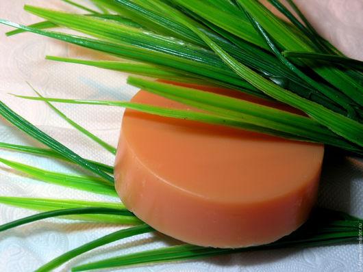 Мыло ручной работы. Ярмарка Мастеров - ручная работа. Купить Манго - крем - мыло с маслом манго. Handmade. Крем мыло