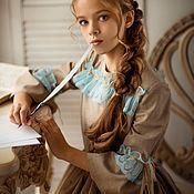 Работы для детей, ручной работы. Ярмарка Мастеров - ручная работа Платье «Мишель». Handmade.