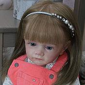 Куклы и игрушки ручной работы. Ярмарка Мастеров - ручная работа ,,Кукла ,,Ангелочек ,,. Handmade.