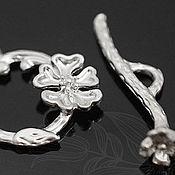Материалы для творчества handmade. Livemaster - original item The lock toggle for jewelry art. 3-26, South Korea. Handmade.