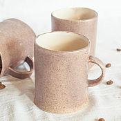 Посуда ручной работы. Ярмарка Мастеров - ручная работа Кружка чайно-кофейная 150 мл. Handmade.
