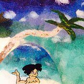 Для дома и интерьера ручной работы. Ярмарка Мастеров - ручная работа Воспоминания о Доминикане. Handmade.