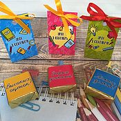 Сувениры и подарки handmade. Livemaster - original item Presents for school children. Handmade.